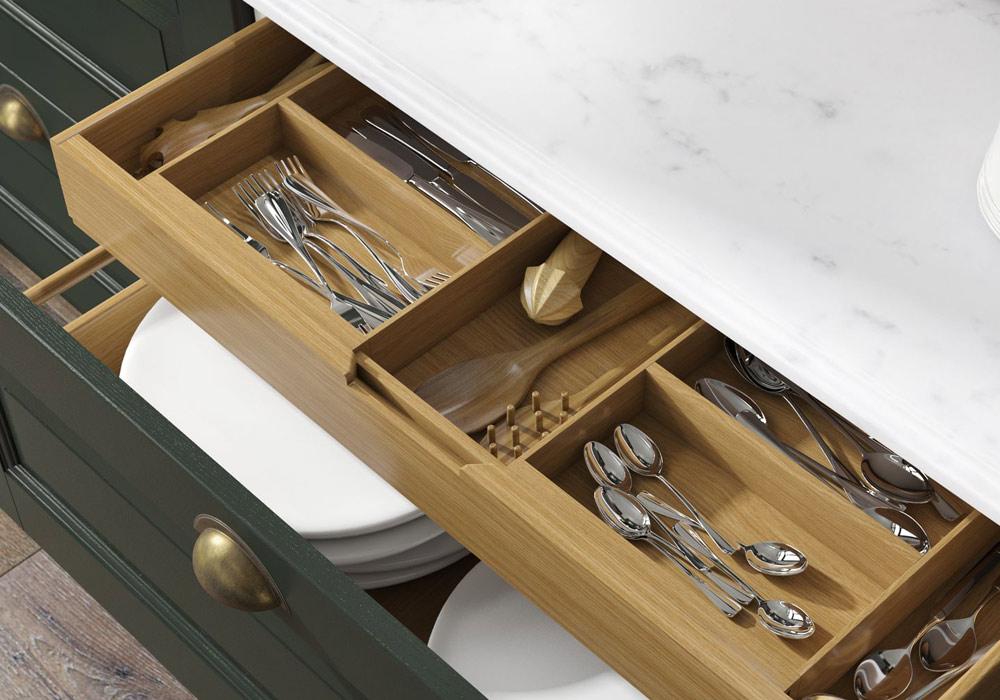 Kitchen storage solutions huddersfield